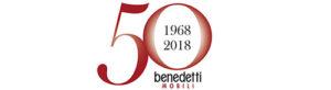 Il marchio Benedetti Mobili da Tondelli Arredamenti a Modena