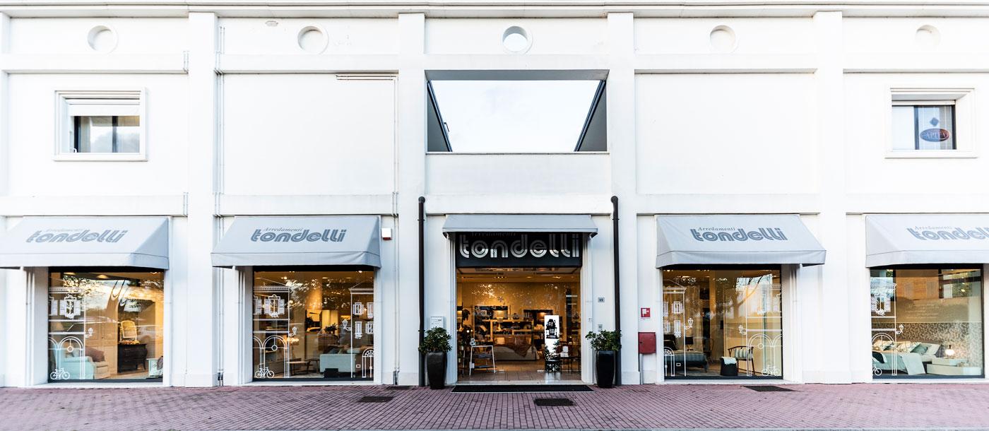 Tondelli Showroom 2020